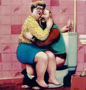 туалет ванна фен шуй